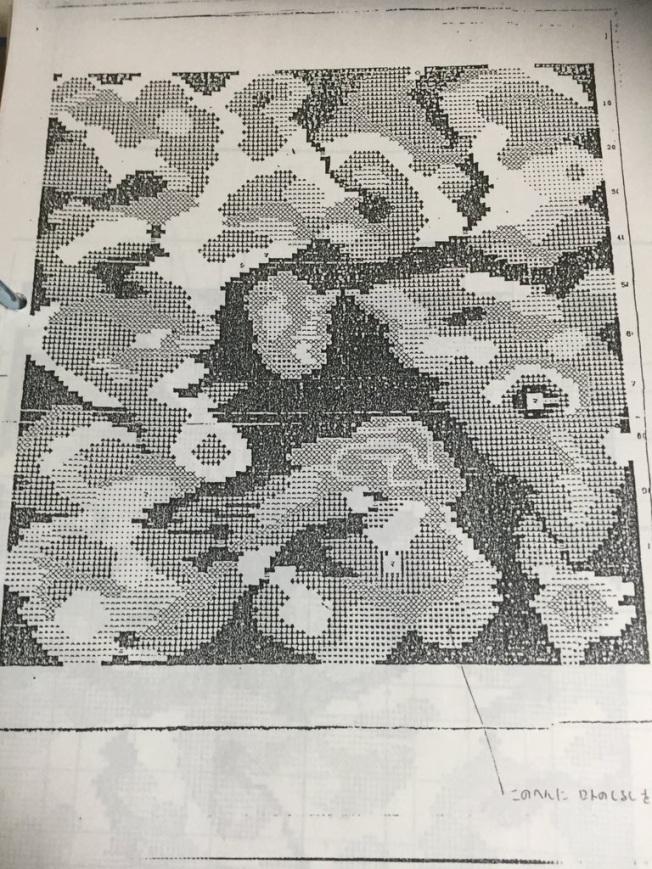 堀井雄二のDQ1世界地図