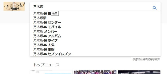googleキーワード