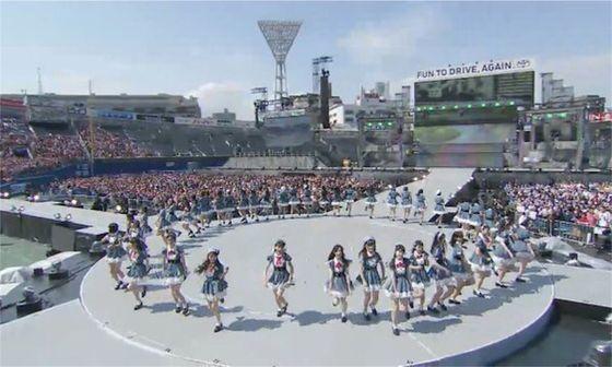 横浜スタジアムコンサート例5